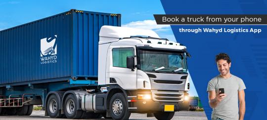 truck booking app