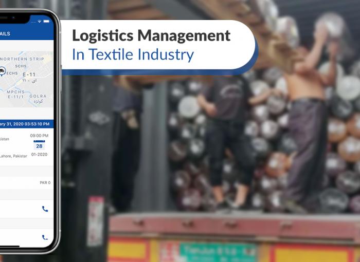 logistics service pakistan