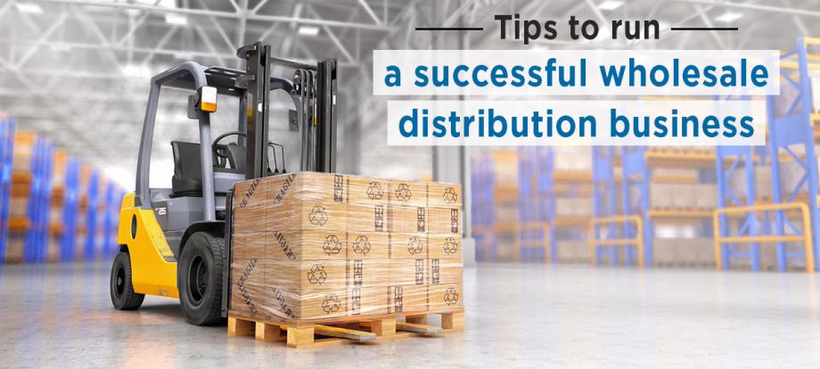 wholesale distribution business in pakistan