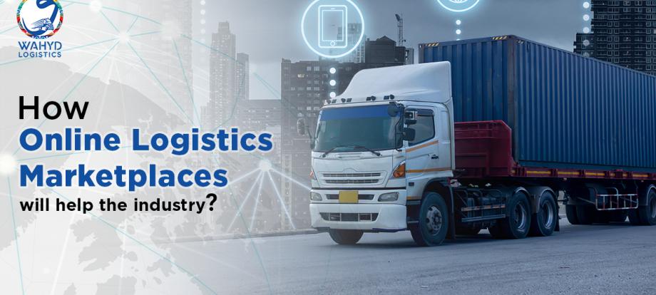 online logistics marketplace
