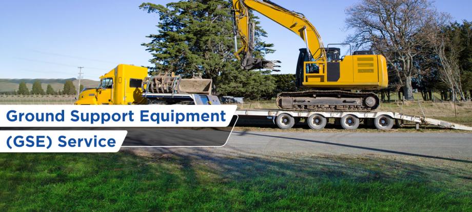 GSE logistics service