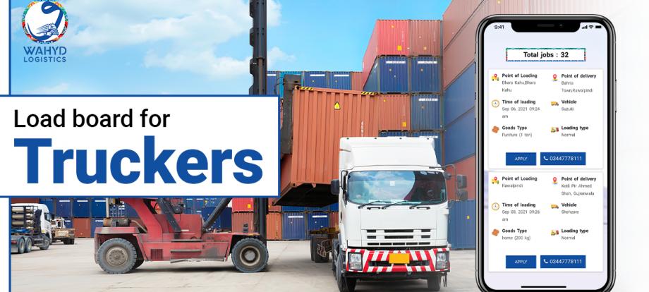 load board for truckers