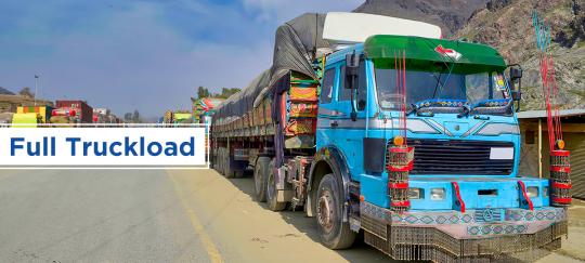 full truckload provider